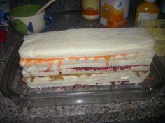 totalmente light recheio de cenoura , berinjela, beterraba com ricota,tomate com pimenta de cheiro molhado em leite zero lactose