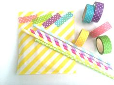 Yellow diagonal stripes paper bags, Gift bags, packaging,20X striped paper Snack Sweet Treats bags, party, Cute packaging,baby shower,pastel