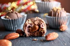 Rocky Road Truffles || SO easy, and SO good, I think I found a new favorite!