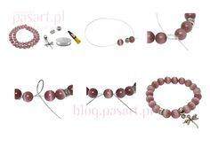 #DIY #bracelet #charm #handmade