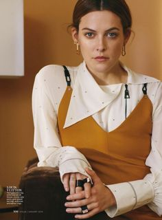 """My Hollywood crush of 2/16. Riley Keough. Can't get the image out of my head of her in the effing terrible """"Jack & Diane"""""""