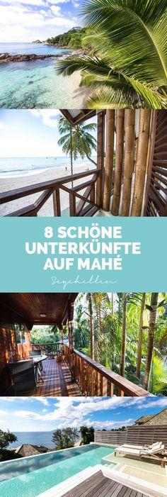 Die schönsten Unterkünfte auf den Seychellen – von Gästehaus und Selbstverpflegung bis Villa und Resort – in diesem Beitrag zeige ich dir 8 tolle Unterkünfte auf Mahé Seychellen.