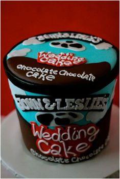 groom's cake - Google Search