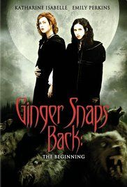 Rent Ginger Snaps Back: The Beginning starring Katharine Isabelle and Emily Perkins on DVD and Blu-ray. Get unlimited DVD Movies & TV Shows delivered to your door with no late fees, ever. One month free trial! Halloween Movies, Scary Movies, Good Movies, Awesome Movies, 80s Movies, Halloween 2, Comedy Movies, Horror Movie Posters, Horror Films
