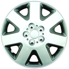 "4 NEW OEM SILVER 16/"" HUB CAPS FITS CHEVY TRUCK VAN CROSSOVER WHEEL COVERS SET"