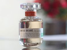 Perfume United Dreams Stay Positive Benetton
