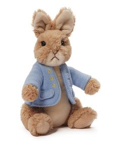 "This GUND Peter Rabbit 9"" Plush Toy by Peter Rabbit is perfect! #zulilyfinds"