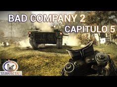 Battlefield Bad Company 2 Modo Historia Capítulo 5 Metal Pesado