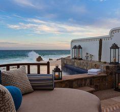 Ocean Front Pool Casita Junior Suite Mobile - One&Only Palmilla, Los Cabos