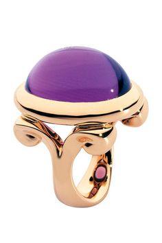 Perfect for Christmas: Ring by Tamara Comolli. #jewelry #christmas