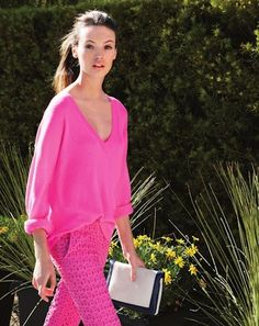 80'S  STYLE COMEBACK | ... pink is making a comeback kids back from the 80 s and hotter than ever