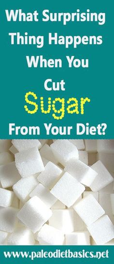 A very fascinating thing happens when you eliminate sugar completely from your diet. | Health Lala
