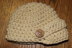 News Boy Hat