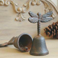 Dragonfly Bell - The Alphabet Gift Shop Ltd