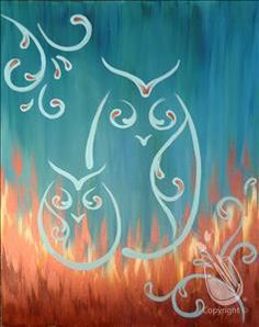 Beautiful Painting with A Twist Middletown De