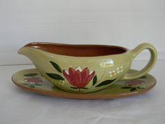 Vintage Mid Century Stangl Pottery Magnolia by AustinMetroRetro