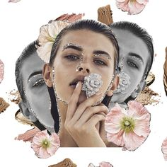 ~ Georgia Fowler for Vogue Australia in Cartier 💎 ~ 📷 Source by miryosh collage Picsart, Collage Instagram, Collage Foto, Photo Collage Photoshop, Photo Collages, Artistic Photography, Art Photography, Makeup Collage, Cartier