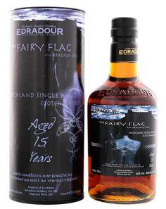 Edradour 15YO Fairy Flag whisky