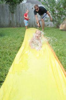 Sprinkler & Splash Bash. Water Birthday Party Water Birthday Parties, 2nd Birthday, Sprinkler Party, Party Planning, Presents, Disney Princess, Disney Characters, Ideas, Gifts