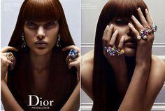 Dior Jewelry Campaign