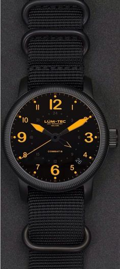 New Lum-Tec watches coming in 2015