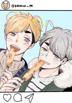 Haikyuu Funny, Haikyuu Fanart, Haikyuu Ships, Haikyuu Anime, Kuroo Tetsurou, Kenma, Kageyama, Miya Atsumu, Best Anime Shows