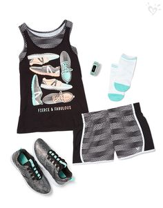 Awesome activewear and accessories that look great on or off the field.