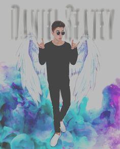 •I tried something creative❤ Daniel Seavey❤