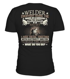 # Schweißer Welder Surgeon  Old Glory T-Shirt .  There's nothing more American than a welder building things the old-fashioned way so they last for centuries. This proud welder t-shirt is a great gift idea for the proud American man or woman who enjoys welding as well as America, American history, the U.S. Armed Forces, or Old Glory.Special Offer, not available anywhere else!      Available in a variety of styles and colors      Buy yours now before it is too late!      Secured payment via…