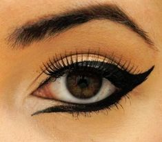 Cats Eye - Hairstyles How To