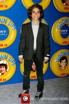 cameron boyce grown ups 2 | Cameron Boyce New York premiere of 'Grown Ups' at the Ziegfeld ...