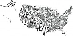 50 nifty United States! Would love to visit each state in the U.S :)