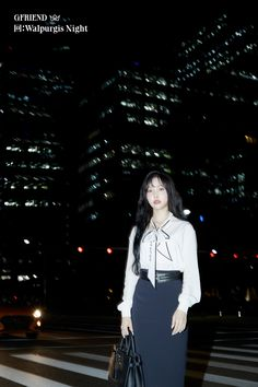 Gfriend Album, Gfriend Yuju, Mamamoo, South Korean Girls, Korean Girl Groups, Walpurgis Night, Korean Girl Band, G Friend, Girl Bands