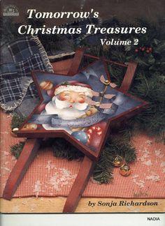 Tomorrow´s Christmas Treasures by Sonja Richardson, vol 2 - Nadieshda N - Álbuns da web do Picasa