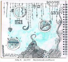 doodling lunaire !