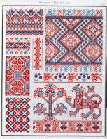 Gallery.ru / Фото #2 - сборник Великорусских и Малороссийских узоров 1881 год - anapa-mama