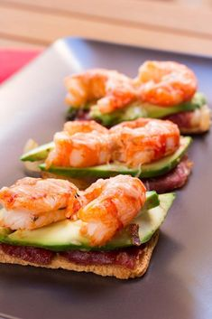 Tapas Recipes, Healthy Recipes, Delicious Recipes, Gourmet Appetizers, Tapas Party, Good Food, Yummy Food, Le Chef, Appetisers