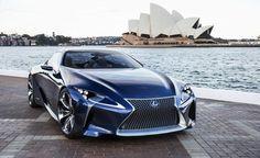 2017 Lexus LF LC Release Date and Price. Lexus revealed the LF-LC hybrid sports car concept to the public at the 2012 Detroit Auto Show Lexus Sport, Lexus Lc, Lexus Cars, Lexus 2017, Jaguar Xe, Infiniti Q50, Volvo S60, 2016 Lexus Is 250, Audi A4