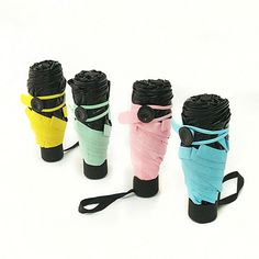 >> Click to Buy << Quality Mini Pocket Umbrella, Women Sunny and Rainy Mini Fashion Folding Umbrella, small sun Parasol Umbrella rain women #Affiliate
