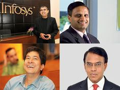 Slideshow : Who are the highest-paid executives at Infosys? - Who are the highest-paid executives at Infosys? Find out - The Economic Times
