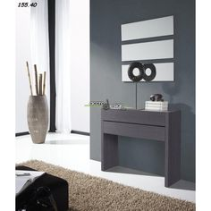 1000 images about meuble d 39 entr e on pinterest consoles s 2 and origi - Meuble hall d entree ikea ...