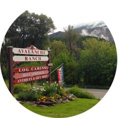 Avalanche Ranch is a vacation retreat nestled in the Rockies offering Cabins and Hot Springs. It offers 18 customized rental cabins and is open year round! Avalanche Ranch, Colorado Cabins, Redstone, Saturday Night, Hot Springs, Wild West, Canoe, Vacation Ideas, Farm Animals