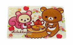 Rilakkuma card sticker (model 10)