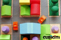 Ta.Ta. Unconventional Design For Kids: CUBICITI
