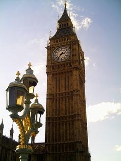 Big Ben is located near many other London tourist attractions. Madame Tussauds museum