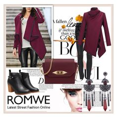 """ROMWE 41"" by damira-dlxv ❤ liked on Polyvore featuring Anja and vintage"
