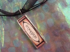 IMAGINE and Butterfly Catcher  Solder Glass by victoriacharlotte, $7.75