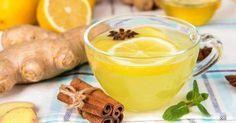 Cómo preparar té de jengibre para limpiar el hígado y bajar de peso