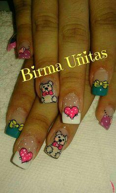 Fingernail Designs, Cute Nail Designs, Baby Pink Nails, Edge Nails, Gel Acrylic Nails, Minimalist Nails, Cute Nail Art, Manicure And Pedicure, Nails Inspiration