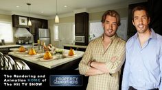 Neezo Renders is the software used on Property Brothers.